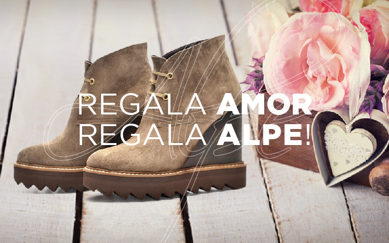 Alpe Woman Shoes San Valentin