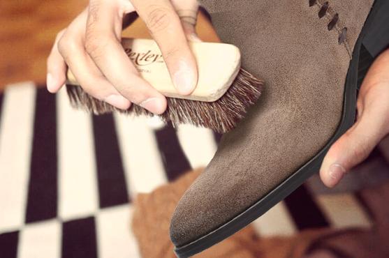 limpiar alpe calzado