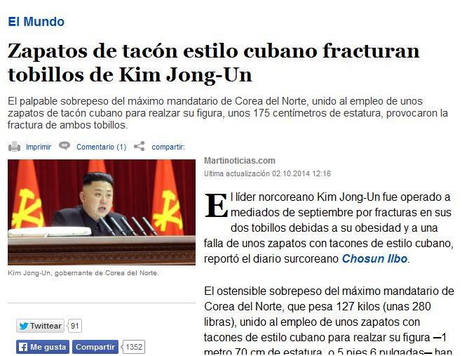 coreano del norte