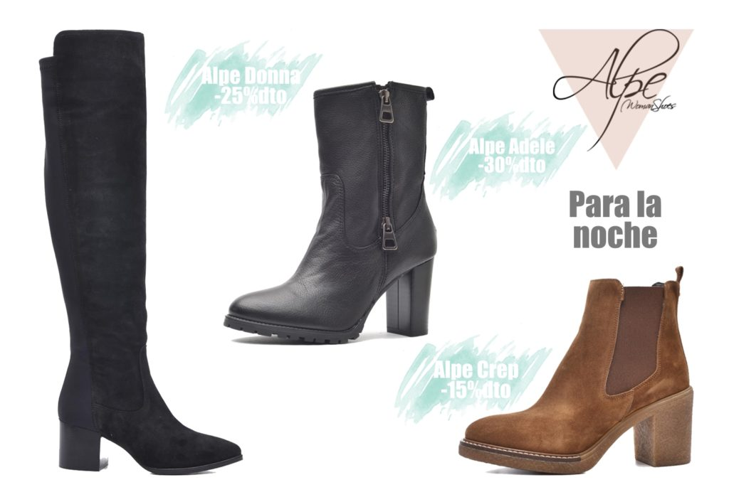 Alpe Woman Shoes Rebajas