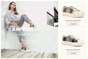 Animal Print Alpe