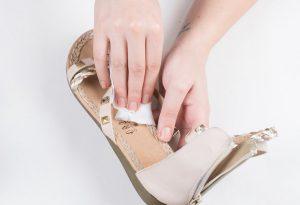 limpiar calzado alpe