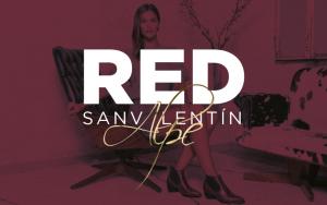 rojo San Valentin
