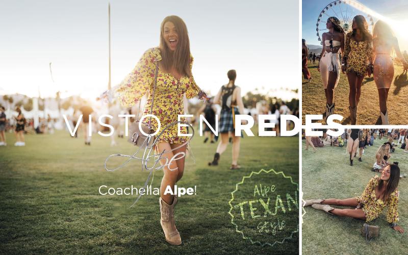 Coachella visto en Redes